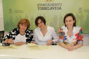 Firma convenio con AMAT