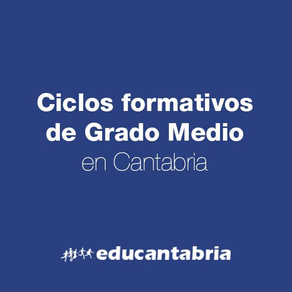 Ciclos Formativos De Grado Medio En Cantabria Amat Torrelavega